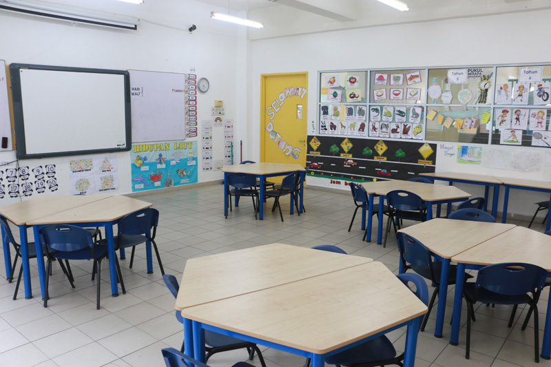 International School gallery